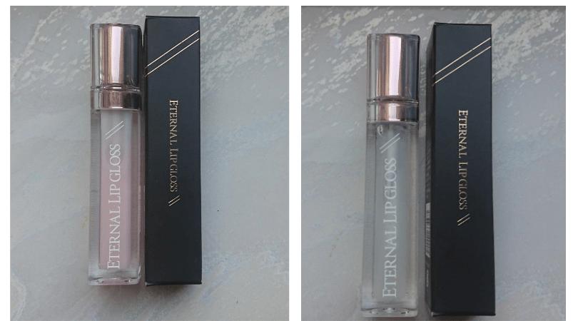 エターナルリップグロス色の比較